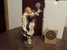 """BOYDS FOLKSTONE COLLECTION  """"LUMINETTE..THE LIGHT OF THE SILVERY MOON"""" LE/14137"""