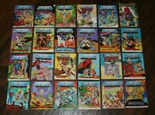 MOTU - Masters Of The Universe - Mini Comic Lot of 30 - Some Rare