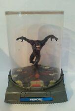 SPIDER-MAN-Venom TITANIO Die Cast Action Figure Marvel 2007 da collezione giocattolo