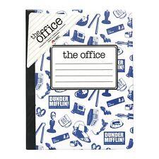 NBCS The Office Dunder Mifflin Composition Notebook Journal Notepad