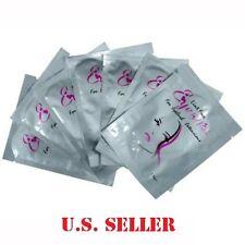 100 Pairs Under Eye Gel Pad Patch Lint Free Eyelash Extension Tape Eyelashes