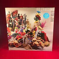 ELTON JOHN Reg Strikes Back 1989 UK Vinyl LP + INNER EXCELLENT CONDITION