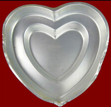Double Tier Heart Cake Pan by Wilton #2695