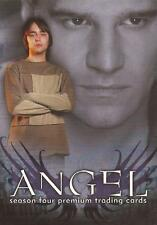 "Angel Season 4 - A4-UK ""Coming August 2003!"" Promo Card"