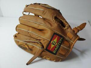 Vintage Easton EX1400 13.5 RHT Softball Fielders Glove EXCELLENT CONDITION
