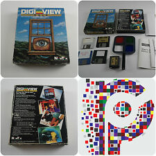 Digi View Software & Hardware for the Commodore Amiga Computer tested & working