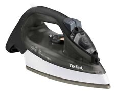 Tefal FV2560 PrimaGliss 2300W Electric Steam Iron in Black/Grey Ceramic Tech