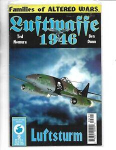 Luftwaffe 1946 V 2 #2 April 1997 FINE
