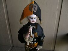 "23"" Antique Jumeau Doll Musical Automaton ""Smoker"" As Marquis"
