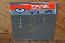 "YES 12"" Vinyl RARE BUMPER STICKER Promo Sparkomatic - Owner of a Lonely Heart EP"