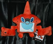 "8.5"" Rotom Dex Poké Plush (Standard Size) Poke Dolls Toys Pokemon Center NEW"