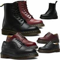 Stivali Uomo Donna Stivaletti Scarpe Pelle PU Polacchini Anfibi Sneakers T19
