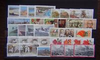 South Africa 1979 198 sets Scouts Fossils Zulu Roses Boer Tourism Cancer TB MNH