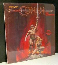 CONAN THE BARBARIAN 1982 Peter Pan Records Lp SEALED
