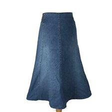 611ce5eb3b Monsoon Denim Mid-Calf (32.5-36 in) Skirt Skirts for Women for sale ...