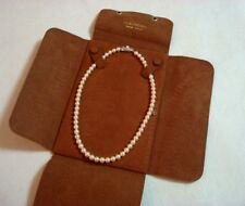 """Authentic   """"Mikimoto"""" Akoya Pearl Necklace"""