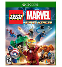 Lego Marvel Super Heroes | Microsoft XBOX 360 | US Version | Factory Sealed