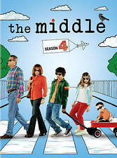 The Middle ~ Complete 4th Fourth Season 4 Four ~ BRAND NEW 3-DISC DVD SET