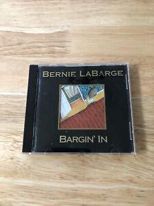 BERNIE LABARGE - BARGIN' IN  RARE AOR CD  Long Island Rock Classics