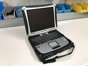 "Panasonic Toughbook CF-19 MK7,Intel Core i5-3340M,2,7Ghz,8GB,256GB SSD,""DEMO"""