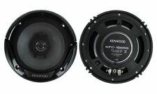 "2) Kenwood KFC-1665S 6.5"" 300 Watt Car Audio Coaxial Speakers Stereo (Open Box)"