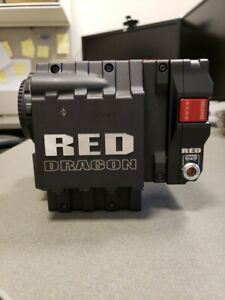 red epic x dragon 6k kits 256Hrs