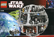 LEGO Star Wars Death Star 10188 | BRAND NEW SEALED IN BOX Retired