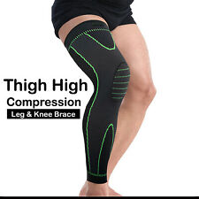 Thigh High Compression Knee Brace Full Leg Sleeve - Aussie Outlet Online