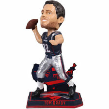 Tom Brady New England Patriots Limited Edition Nation Bobblehead NFL