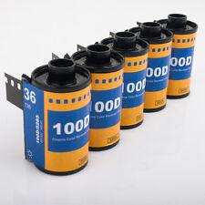 Bokkeh Kodak Ektachrome 5285 100D ISO100/36EXP 135 Cinema Color Reversal Film x5