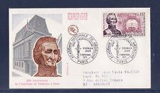 enveloppe 1er jour accadémie de médecine  Paris    voyagée  1971