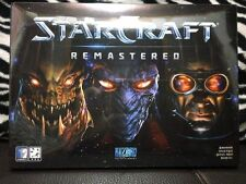 Starcraft remastered physical edition (Korean)