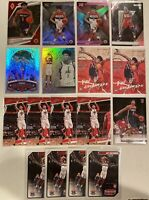 (17) PANINI RUI HACHIMURA ROOKIE PINK XR RECON LUMINANCE PHOENIX MARQUEE RC LOT