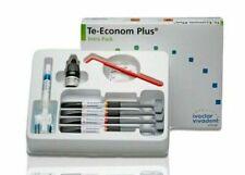 Ivoclar Vivadent Te Econom Plus Composite Resin Dental Kit Light Cure System
