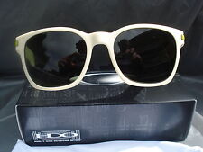 OAKLEY SUNGLASSES GARAGE ROCK MATTE BONE / DARK GREY  IN BOX*