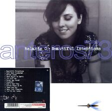 "MELANIE C SPICE GIRLS ""BEAUTIFUL INTENTIONS"" RARE CD ITALY"