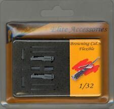 GasPatch Models 1/32 0.50 BROWNING FLEXIBLE MACHINE GUN (2)