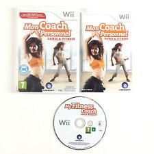 Jeu Mon Coach personnel - Mon programme Danse & et Fitness Nintendo Wii et Wii