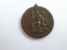 Austria - Medal Fur 25 Jahre - Dienst - in Feuerwehr , Medal for Fireman