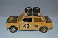 Polistil #S 7 Fiat 128 Rallye 1300 East African Safari 1973 1:24 mint
