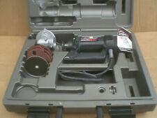 Rotozip SCS01 Spiral Saw with cut off attachment and case