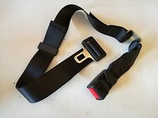VAUXHALL OPEL VECTRA B ASTRA F REAR CENTRE SEAT BELT W LOCK FOR RH or LH BELT
