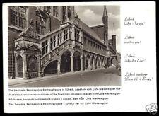 Prospekt, Lübeck, 1950er