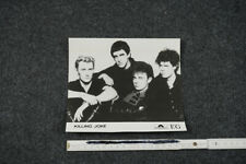 KILLING JOKE promo photo press kit folder PRESSEFOTO 1980s POST-PUNK