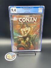 Conan the Barbarian #1 CGC 9.4 Lucio Parrillo  Trade Dress Variant