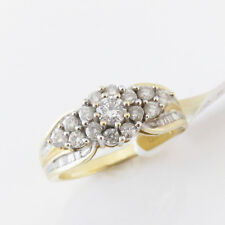 Nyjewel 14k Gold Brand New 2ct Diamond Wedding Anniversary Cocktail Ring