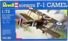 1/72 Revell 04190 SOPWITH F-1 CAMEL Plane Model Kit FREE SHIP