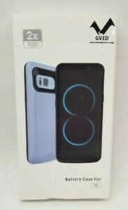 NEW! GVED GALAXY S8 BATTERY CASE