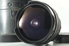 【NEAR MINT IN CASE】 Canon New FD NFD 15mm f2.8 Fish Eye Fisheye Lens from JAPAN