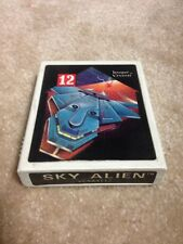 Sky Alien 👽 Home Vision VCS 83112 Atari 2600  Tested Working Rare‼️✔️♨️